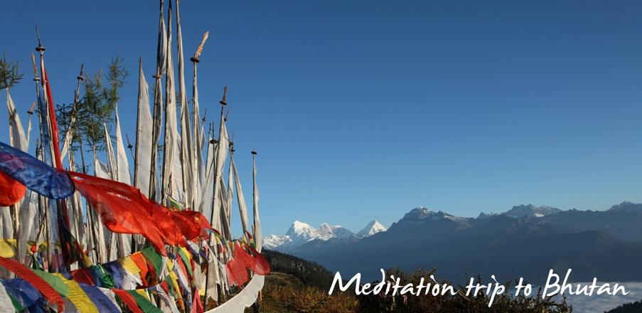 Meditation trips to Bhutan